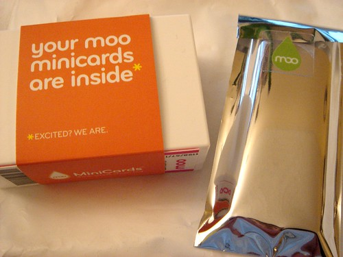 "my ""O Hai"" moo card series"