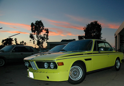 BMW Resorations