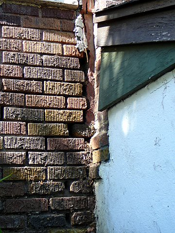 Wingwall Joint Detail