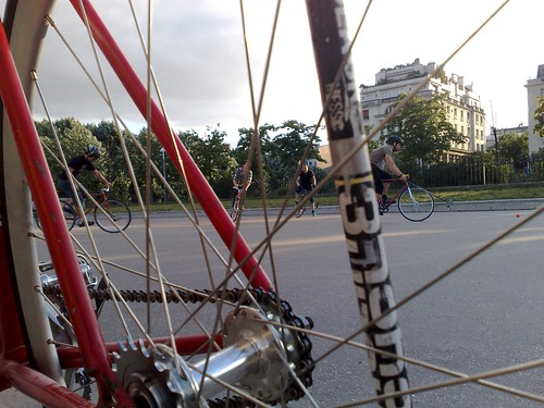 bike polo a invalides 11.06.08