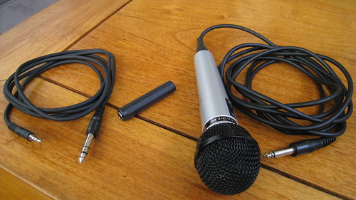 Singstar replacement microphone