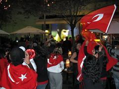 Turkey-Czechia 3:2 (AFIK  BERLIN) Tags: turkey football czech soccer tschechien trkei 32 uefaeuro2008 fusballeuropameisterschaft2008 turkeyczech32