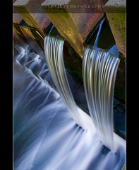 Come Flow with Me II (:: Artie | Photography :: Offline for 3 Months) Tags: park longexposure water stone photoshop canon flow cs2 tripod kitlens australia falls adelaide 1855mm southaustralia efs weir artie 3xp photomatix tonemapping tonemap nonhdr 400d rebelxti