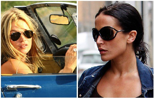 kate moss sophie anderton sunglasses