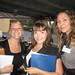 Alumni Whitney Welch, Debbie Wittenberg, and Shana Montanez