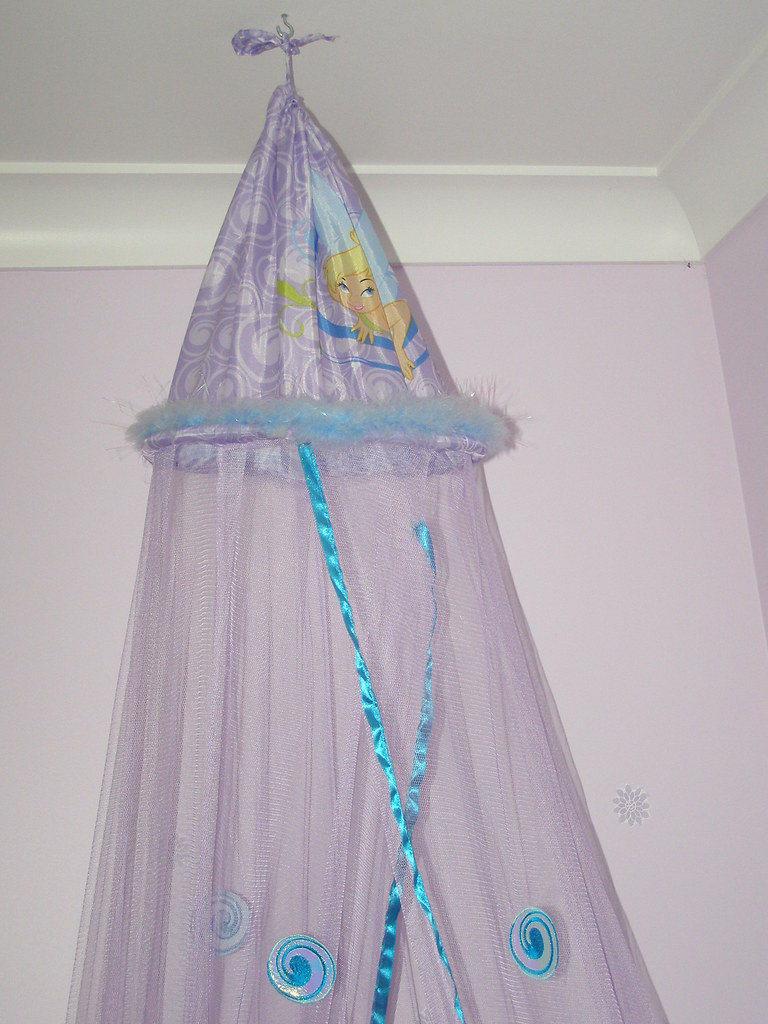 tinkerbell canopy