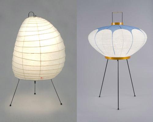 2616059977 8bd1d25878 Luminárias de papel de Isamu Noguchi