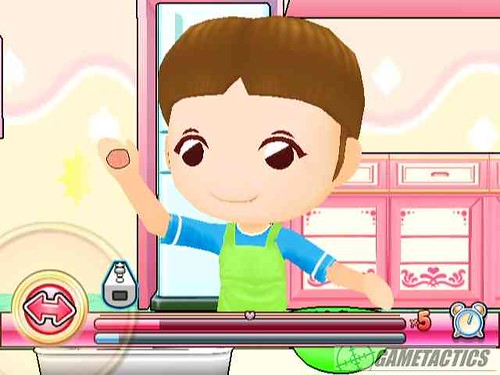 Cooking Mama: World Kitchen details and pictures