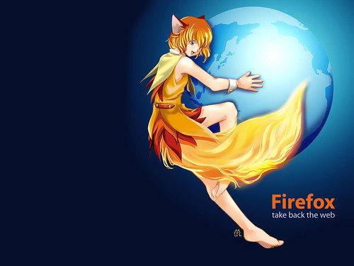 Firefox Wallpaper 72