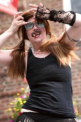 toronto sunglasses tattoo glbt cigar crossdressing lgbt wig canonxt queer dragking downtowntoronto genderplay genderfuck genderbender pridetoronto allthekingsmen atkm pride2008 torontopride2008 pridetoronto2008