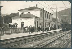 1925_stazione (orastellata) Tags: stazione brianza lecco storica olgiatemolgora