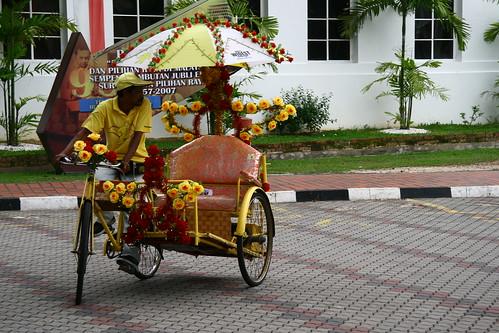 The Flowery Trishaw