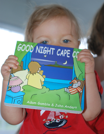 Read to Me, Dad: Good Night Cape Cod