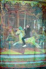 White Horses - Memory From Childhood (Eliza Boo) Tags: birthday texture childhood canon memories fair merrygoround funfair artcafe whitehorses 40d worldglobalaward globalworldawards
