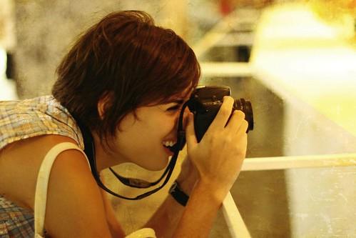 fotografando..