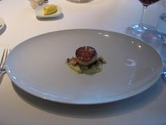 Per Se: Pan roasted maine sea scallop