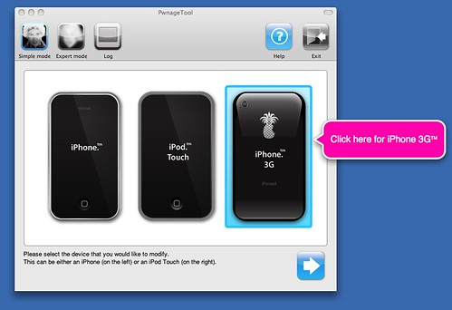 iPhone Dev Team Pwnage tool