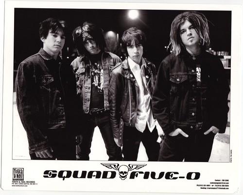 Squad Five-0