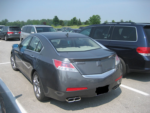2009 Acura TL - a set on Flickr