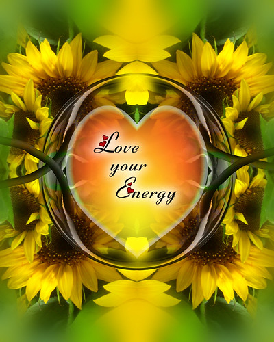 love your natural energy