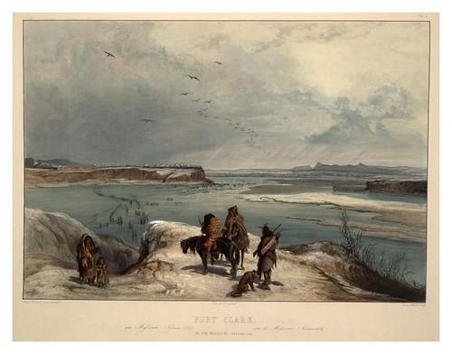 0048r-Fort Clark en el Missouri