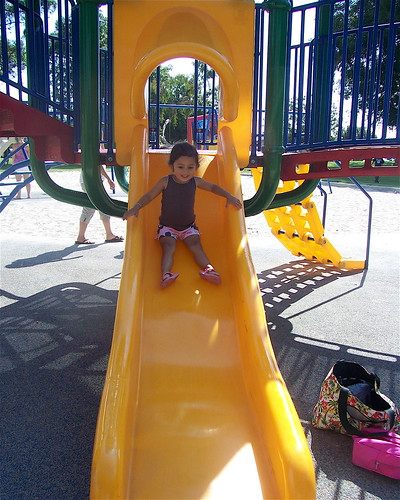 shady slide