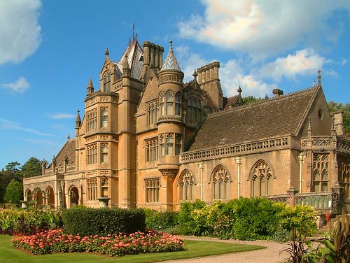 Tyntesfield House near Bristol | Flickr - Photo Sharing!
