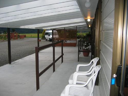 2002NCT紐西��~Lake Matheson Motel.