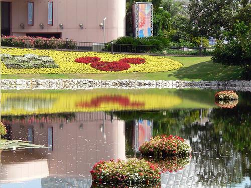Epcot Gardens again