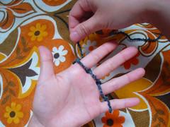 Tricô de dedo 2