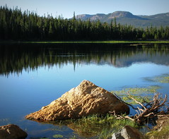 Lost Lake (Sandra Leidholdt) Tags: usa lake reflection nature america reflections landscape us scenery colorado unitedstates lakes scenic explore american rockymountains wilderness paysage reflets lostlake reflejos reflexionen amricain rawah riflessioni larimercounty explored sandraleidholdt coloradolakes leidholdt sandyleidholdt