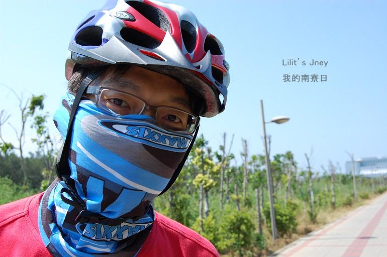 20080818_第一次用頭巾