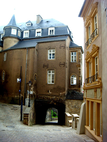 old city gate