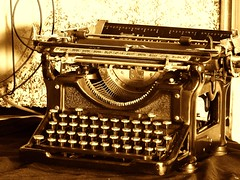 Underwood 11 Typewriter