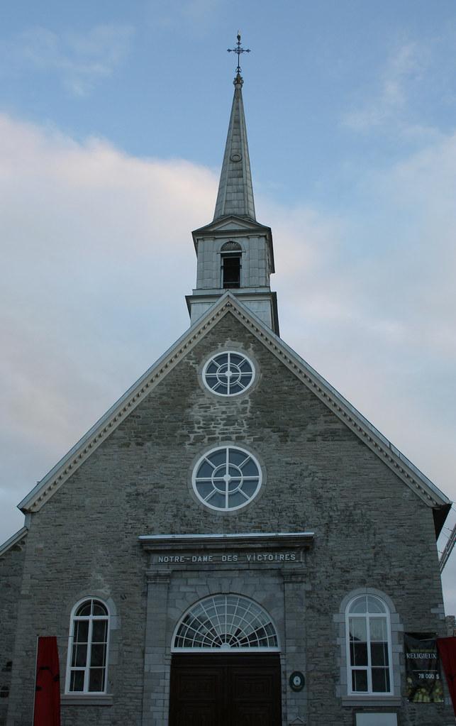 Notre-Dame-Des-Victoires et Place Royale