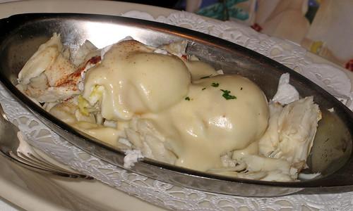 Eggs Nouvelle-Orleans