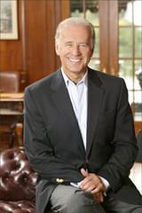 Sen. Joe Biden, D-Delaware
