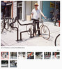 David Byrne Bike Racks Go From Sketch to Reality