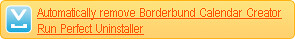 Uninstall Borderbund Calendar Creator