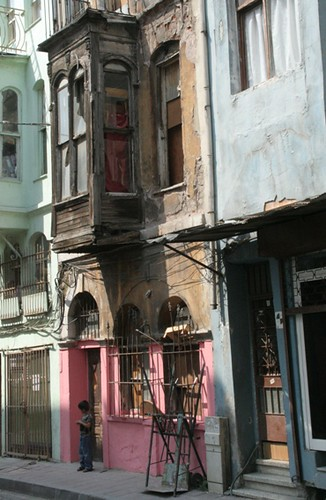 A Street in Kumkapi