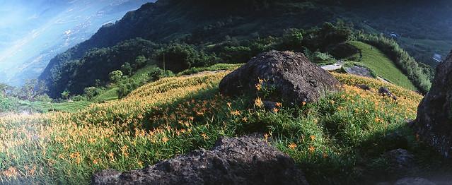 2008.08.31 花蓮 / 六十石山