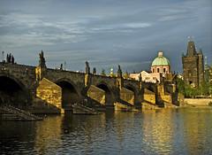 Charles Bridge (Alida's Photos) Tags: europe prague czechrepublic charlesbridge