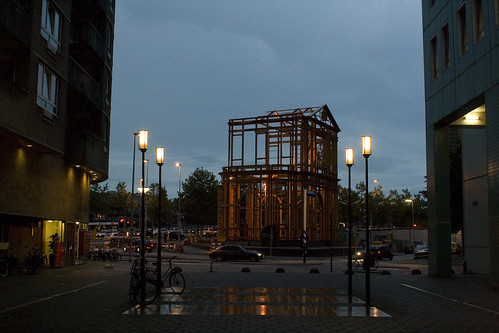 rotterdam public sculpture