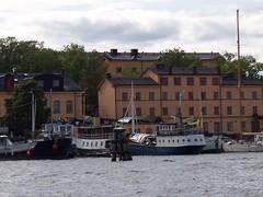 Old Barracks on Skeppsholmen (Goalie 27) Tags: sweden stockholm scandanavia swe