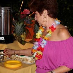 Engagement Luau (djwhelan) Tags: cake luau pineapple engagementparty