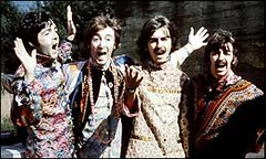 Beatles (The Totton Linnet) Tags: beatles magicalmysterytour