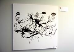 116 (The YayArt Team) Tags: art modern illustration graphicart cool graphics exhibition christensen nielsen yayart