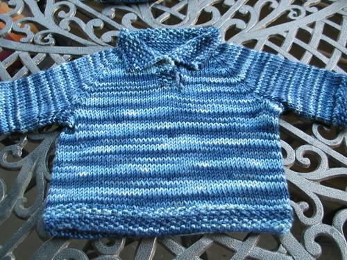 Rockin' Baby Sweater