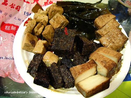 上海老天祿滷味
