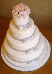 Cornelli lace and silver wedding cake (a matter of taste) Tags: flowers wedding cake silver lace weddingcake ivory elegant expensive simple piping fondant royalicing cornelli sugarpaste sugarflowers whiteweddingcake ivoryweddingcake